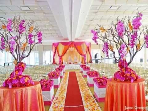 Fab wedding mandap decoration ideas at banquet halls in Delhi