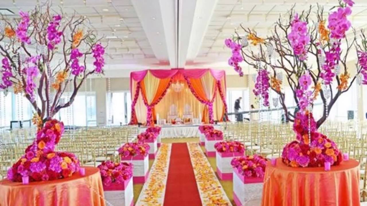 Fab wedding mandap decoration ideas at banquet halls in delhi youtube junglespirit Choice Image