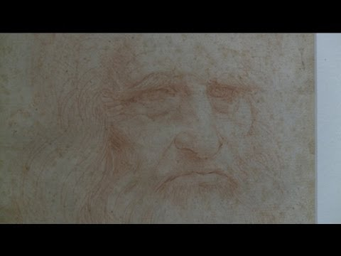 euronews новітні технології - Як зберегти Автопортрет Леонардо да Вінчі?