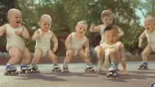 bebes dançado  PSY   Gangnam Style