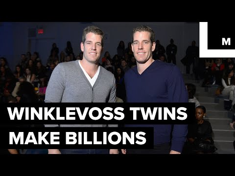 Winklevoss Twins Become Billionaires Through Bitcoin Investment
