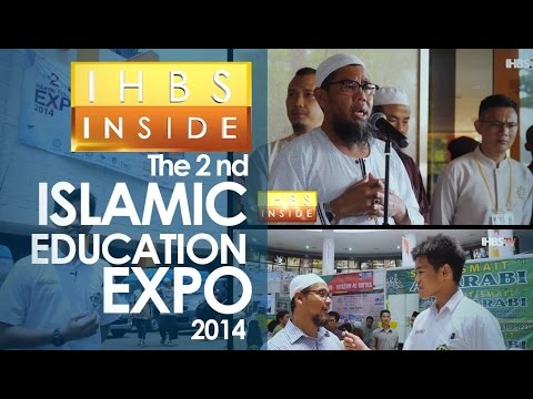 IHBS INSIDE -  The Second Islamic Education EXPO 2014