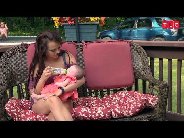 Sweet Sixteen Barbecue for New Mom, Lexus   Unexpected
