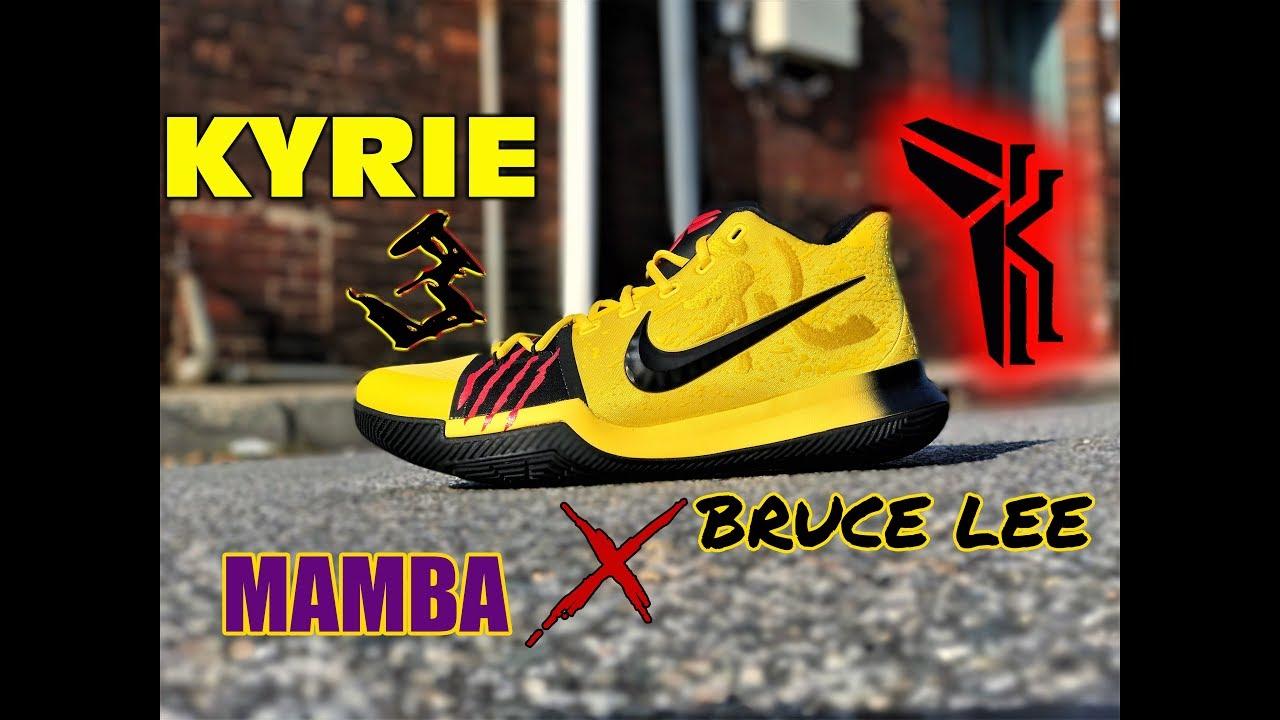 san francisco d5978 7fc92 Nike Kyrie 3 Mamba Mentality