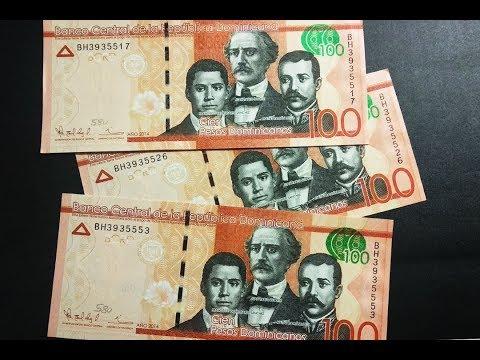 Dominican Republic 10 Pesos Banknote
