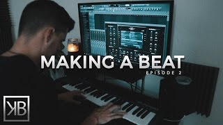 Making a Beat on FL Studio 12 from Scratch [EPISODE #2] - Kyle Beats