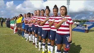 U-17 WNT vs. Mexico: Highlights - Nov. 7, 2013