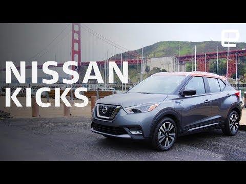 2019-nissan-kicks-review:-shiny,-inexpensive-fun