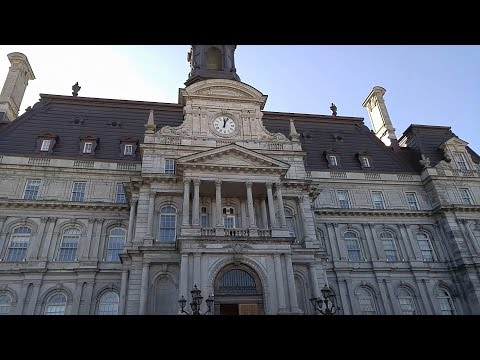 MONTREAL - Exploring the Old City