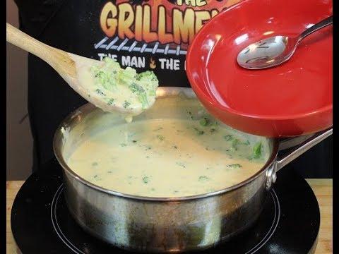 Velveeta Broccoli And Cheese Soup!  (Mmmmmmmm)