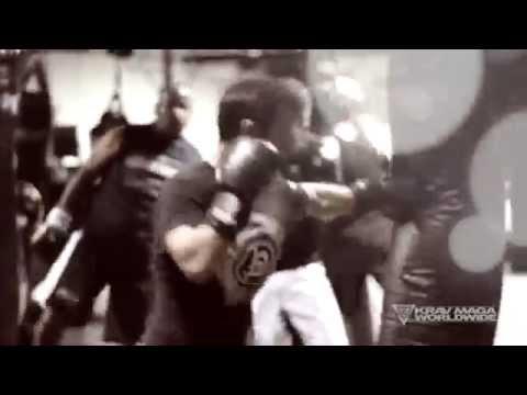 Krav Maga Bag – Where fitness meets fighting