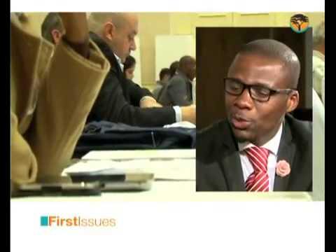 Martin Guni Speaks on Business Etiquette