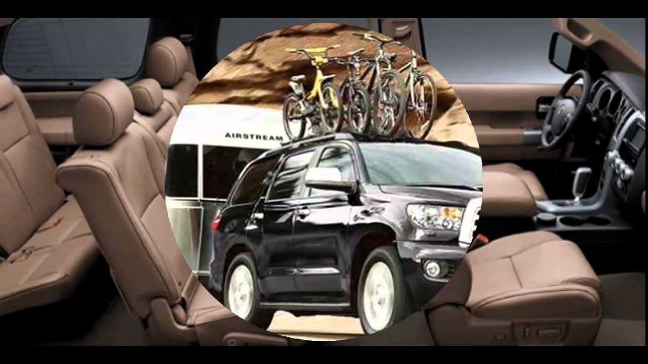 2016 2017 Toyota Sequoia Sel New First Look Overviews Release Date