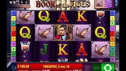 Bally Wulff Book of Ages Freispiele auf 10€-fach