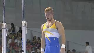 Yevgen Yudenkov PB AA - Universiade Taipei 2017