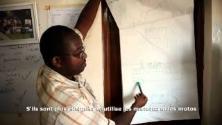 Chaîne de valorisation du lait de chameau au Kenya