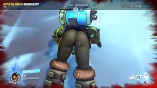 Overwatch ► FUNNY/FAILS & EPIC Moments #18