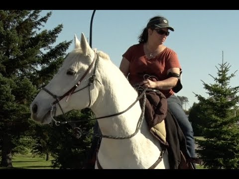 Honor The Earth Takes A Horse Ride Against Enbridge Line 3 Pipeline