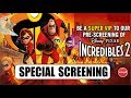 """""""Incredibles 2""""  Celebrity Review 
