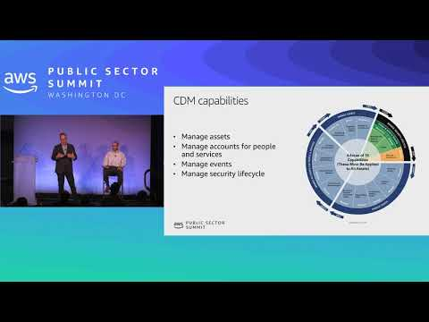 Continuous Diagnostics And Mitigation (CDM) At Cloud Scale