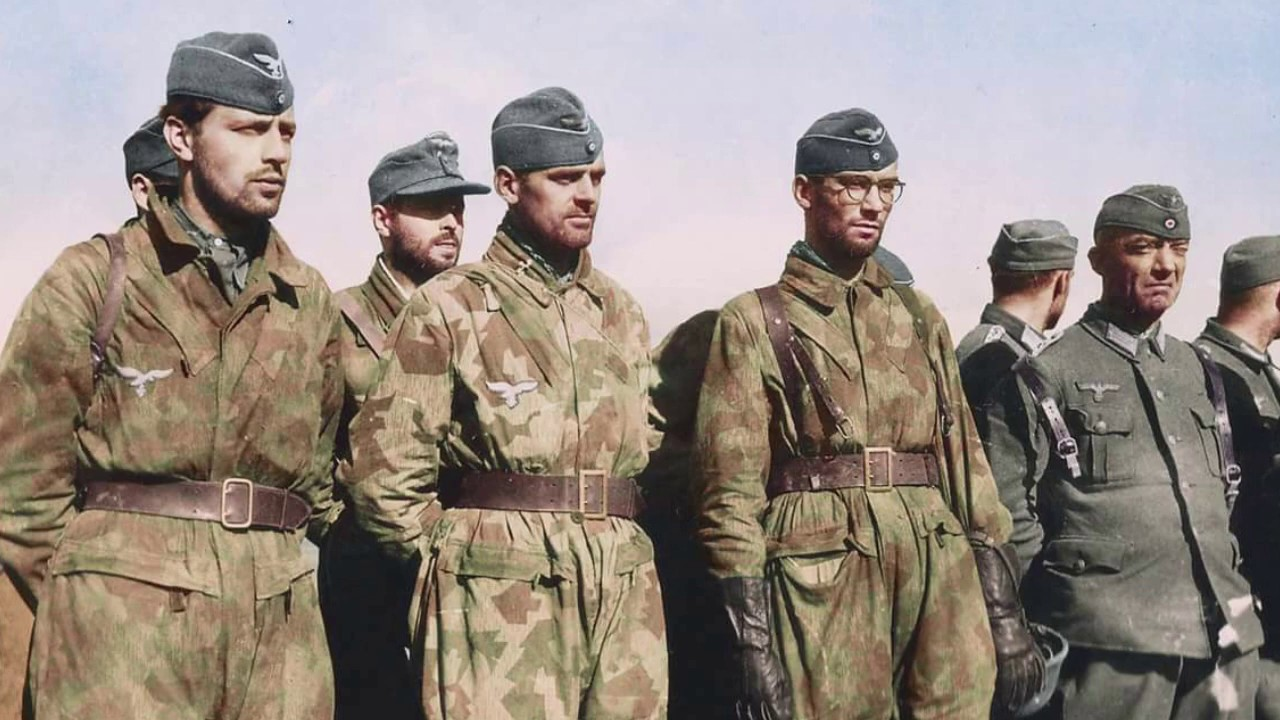 Strategi Hebat Pasukan Terjun Payung Jerman Menjebol Benteng Eben Emael Belgia