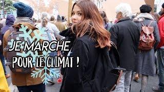 JE MARCHE POUR LE CLIMAT ! - VLOGMAS 8
