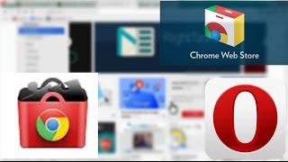 Como Instalar Extensiones de Chrome en Opera