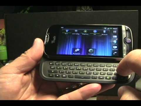 Hands-on with the T-Mobile myTouch 4G Slide