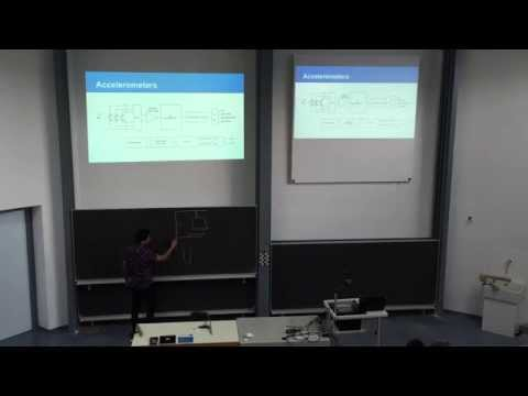 Cognitive Systems: A short lecture on sensors