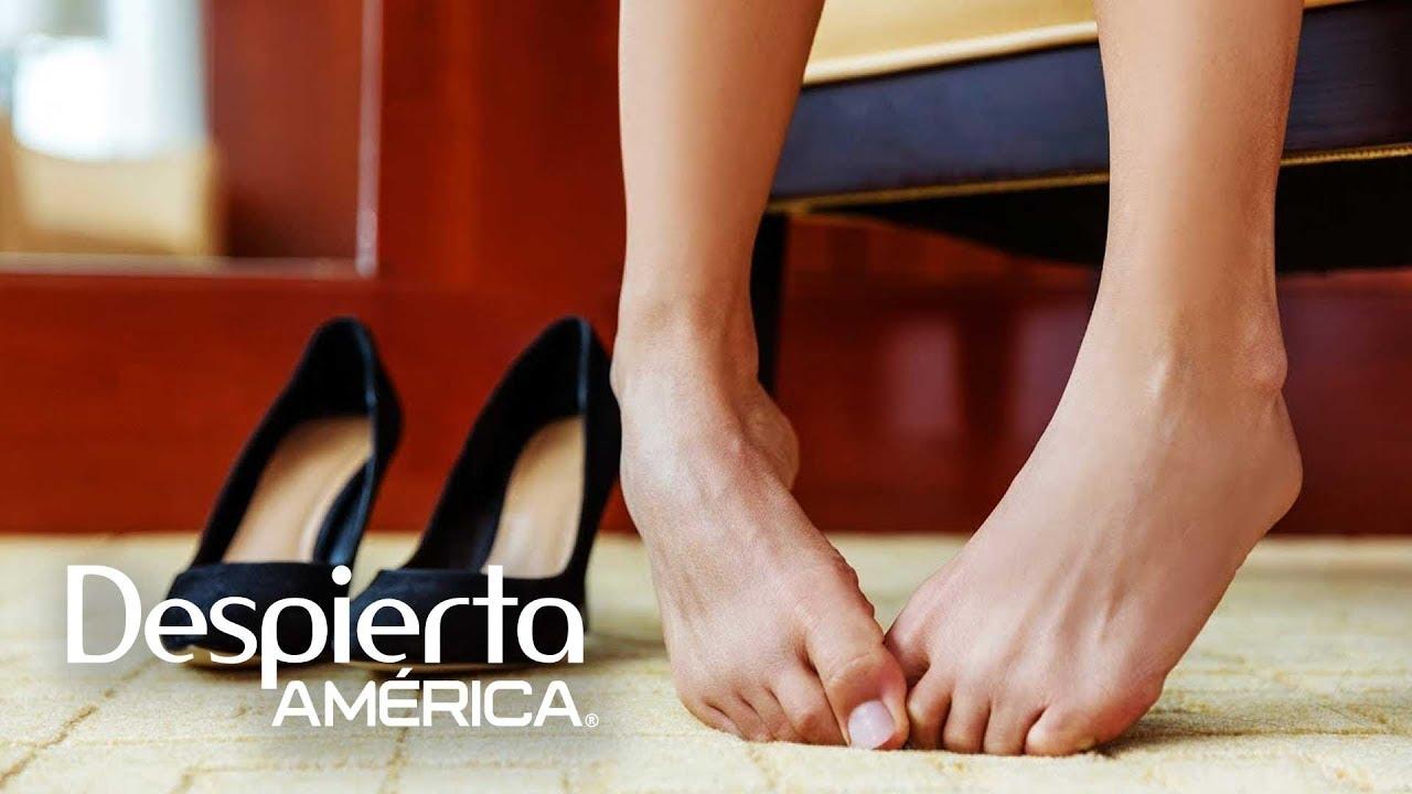 Como quitar el mal olor de los pies y sudor