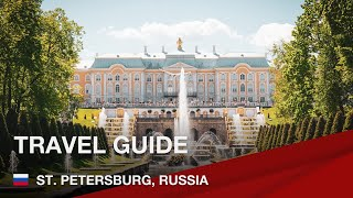Travel guide for Saint Petersburg, Russia