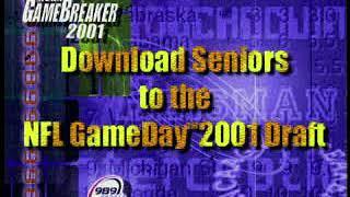 OMP #36 - NCAA Gamebreaker 2001