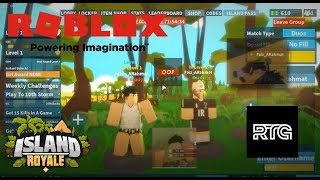 ROBLOX INDONESIA | The food is also the Makelel Island Royale Indonesia