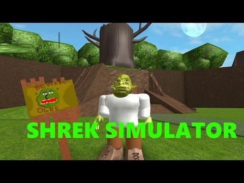ROBLOX - SHREK SIMULATOR? - YouTube