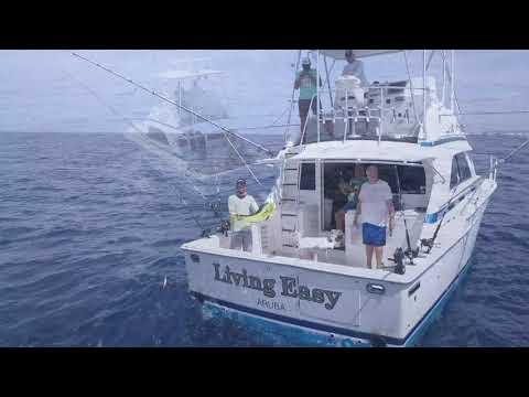 Driftwood Fishing Charter Aruba