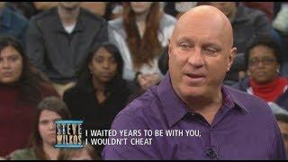 Steve Confronts KC For Hitting Neesha (The Steve Wilkos Show)