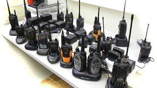 🧠 Частоты UHF/VHF, PMR/LPD, выбор рации и популярность Baofeng'ов