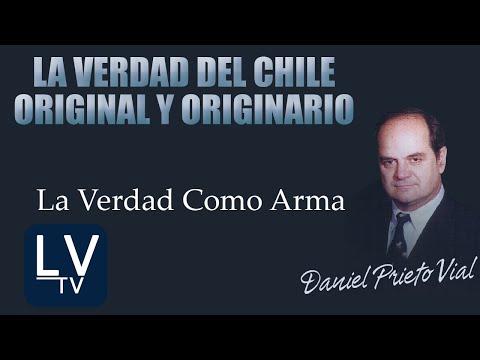 La verdad del Chile original y originario - con Daniel Prieto Vial