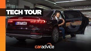 Tech review: 2019 Audi A8