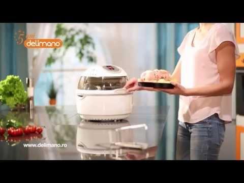 Delimano Multifunctional 3D Air Fryer