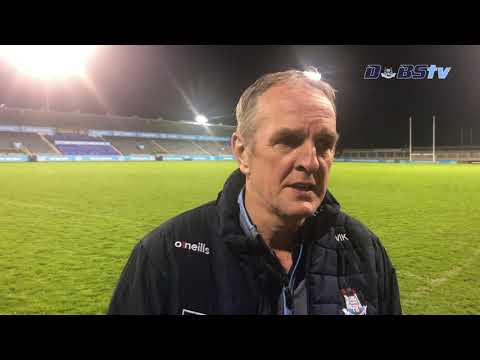 Mattie Kenny chats to DubsTV ahead of Cork qualifier tie