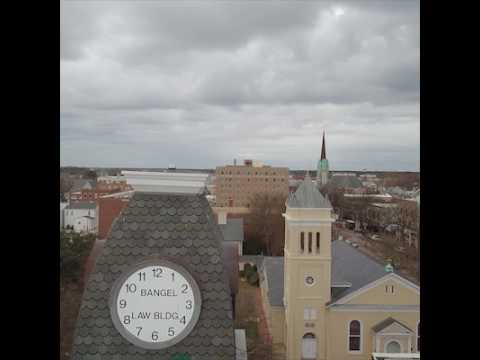 Drone Flight in Portsmouth, Virginia