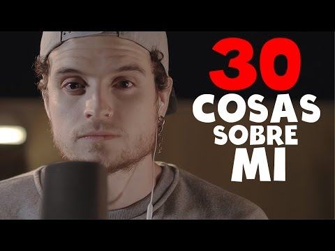 30 COSAS SOBRE MI RAP | ZARCORT