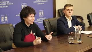 "видео: ""Диалог на равных"" Валентина Дудникова"