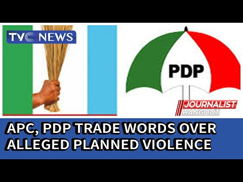 APC, PDP Trade Words Over Alleged Planned Violence In Bayelsa Guber Elections