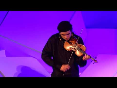 Acadian Fiddle  Gus LaCasse  TEDxDirigo