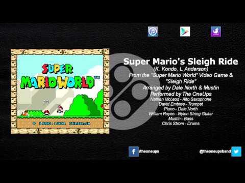 The OneUps - Super Mario World - Super Mario's Sleigh Ride
