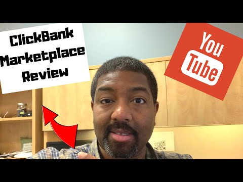 Clickbank affiliate marketplace review