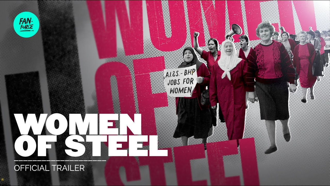 Women of Steel – the fight for the right to work at BHP