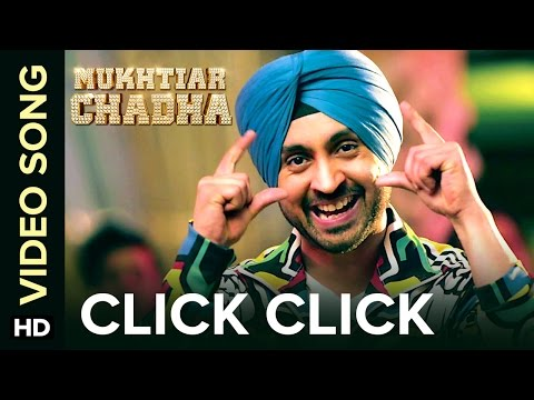 Click Click (Video Song) | Mukhtiar Chadha | Diljit Dosanjh & Oshin Brar,
